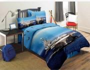 Комплект детского постельного белья из сатина DS-09 (1.5 спальный)