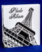 """Магнитный альбом """"Париж монохром"""" на 100 страниц 23х28 см"""