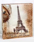 """Магнитный фотоальбом """"Париж Марсово поле"""" на 100 страниц 23х28 см"""
