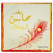 "Бахур ""Плитка"" Mahasin Crystal Al Zaafaran O.A.E. 40гр."
