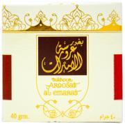"Бахур ""Плитка"" Bukhoor Aroosat al emarat Al Zaafaran O.A.E. 40гр."
