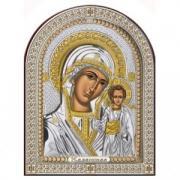 Valenti Co Казанская Икона Божьей Матери, серебро 85220-0