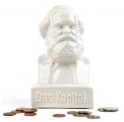 Копилка Das Kapital Kikkerland