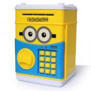 Электронная копилка «Персональный банк» желтый