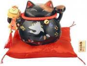 Копилка кошка Манеки Неко Защита от злых сил везение и много посетителей! MP211073