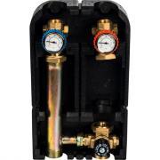 """Насосная группа с термостатическим смесительным клапаном (1"""", без насоса, dn 25) stout sdg-0002-002501"""