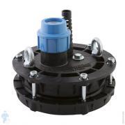 Оголовок скважинный Джилекс ОСП 90-110/25, пластик, арт.6000