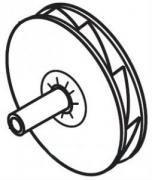Speck Рабочее колесо 120 мм, для BADU Bronze 30
