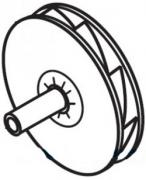 Рабочее колесо Badu 21-40/55 Speck (2923.423.005)