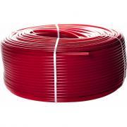 Труба из сшитого полиэтилена с кислородным слоем stout pex-a 20х2,0 бухта 100 м красная spx-0002-002020
