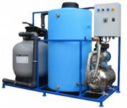 Система очистки воды (с дозатором химии) АРОС 2+К