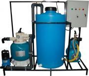 Установка оборотного водоснабжения АРОС 2 Lite