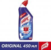 Средство дезинфицирующее для туалета Harpic Power Plus Original 450мл