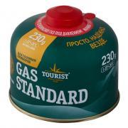 Газовый баллон tourist standard tbr-230 230 г, резьбовой 00000000367