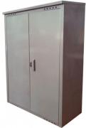 Шкаф для газовых баллонов Мебельторг двойной