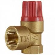 Мембранный предохранительный клапан 1,5 bar 1/2 (10)TIM арт. BL22FF-K-1.5bar.