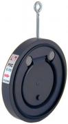 Клапан обратный Cepex PVC-U откидной (EPDM) д. 125 (PN6)