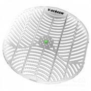 Сетка для писсуара Vectair Systems V-Screen, аромат огурец дыня