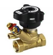 Ручной балансировочный клапан с внутренней резьбой Danfoss MSV-BD 1/2 003Z4000