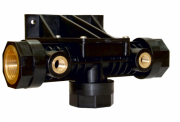 Коллектор настенный Unipump 5-ти выводной 37171