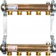 Watts Коллектор для радиаторной разводки HKV/A-5 10004544(21.20.105)