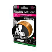 QS Mr.Bond EXTREME Лента универсальная для оперативного ремонта течи, 25,4мм*3м*0,5мм, оранжевый 2 шт.