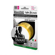 QS Mr.Bond SMART XL Лента универсальная для оперативного ремонта течи, 50мм*3м*0,5мм, желтый
