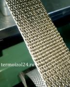 Термолента базальтовая многослойная ЛБ 2.5 х 35 для глушителей и выхлопных коллекторов, термоизоляции
