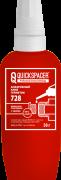 Анаэробный клей-герметик для резьбовых соединений QUICKSPACER® 728 50 гр