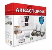 Система защиты от протечек воды Аквасторож Эксперт Радио 2*20