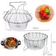 Складная решетка Шеф Баскет Chef Basket для приготовления пищи