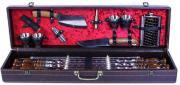 Подарочный шашлычный набор Кизляр в кейсе