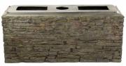Aquascape Декоративный фонтан Стена каменная малая, прямая (водопад)