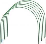 Дуги для парника GRINDA покрытие ПВХ, 2.0м, 6шт, арт.422309-100-070