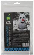 Gaach-004 green apple укрывной чехол снеговик 160*125