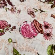 Ткань вафельная цветная ширина 150 см Кушнир