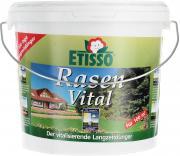 Живительное долгосрочное удобрение Etisso, для здорового роста газонной травы, 3 кг