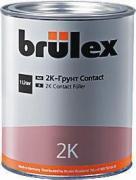 BRULEX 2К Грунт Contact, комплект 1 л.+0,5 л. Грунт-изолятор 2:1