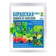 Средство от парши и фитофтороза Бордоская смесь 200 гр, Грин Бэлт