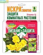 Искра Золотая Палочки 10 палочек (48), для защиты комнатных растений