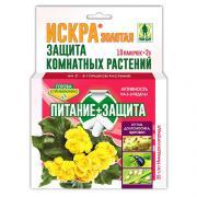 Средство защиты от вредителей Грин Бэлт 01-439 Палочки для защиты растений Искра Золотая