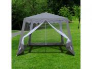 Afina Садовый шатер Афина-Мебель AFM-1036NB Grey (3x3/2.4x2.4) [AFM-1036NB]