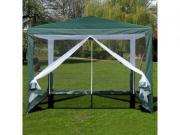 Afina Садовый шатер Афина-Мебель 3х3 м AFM-1040NA, цв. Green [AFM-1040NA]