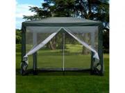 Afina Садовый шатер Афина-Мебель 2х3 м с сеткой AFM-1061NA Green [AFM-1061NA]