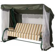 Качели садовые Удачная мебель Варадеро Премиум зеленый 309