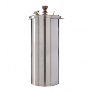 Домашняя коптильня горячего копчения Peter Kohler, 30 л (Коптильни)