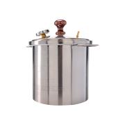 Домашняя коптильня горячего копчения Peter Kohler, 10 л (Коптильни)