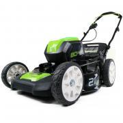 Аккумуляторная газонокосилка Greenworks Gd80lm51 (2500707) БЕЗ АККУМ и ЗУ