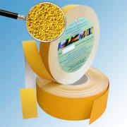 Лента противоскользящая AntiSlip Systems универсальная 60grit, дл.18.3м, шир.100мм, Желтый