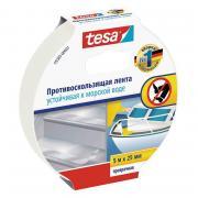 Tesa T55583-00001-00 Лента противоскользящая tesa, 5 м х 25 мм, прозрачная